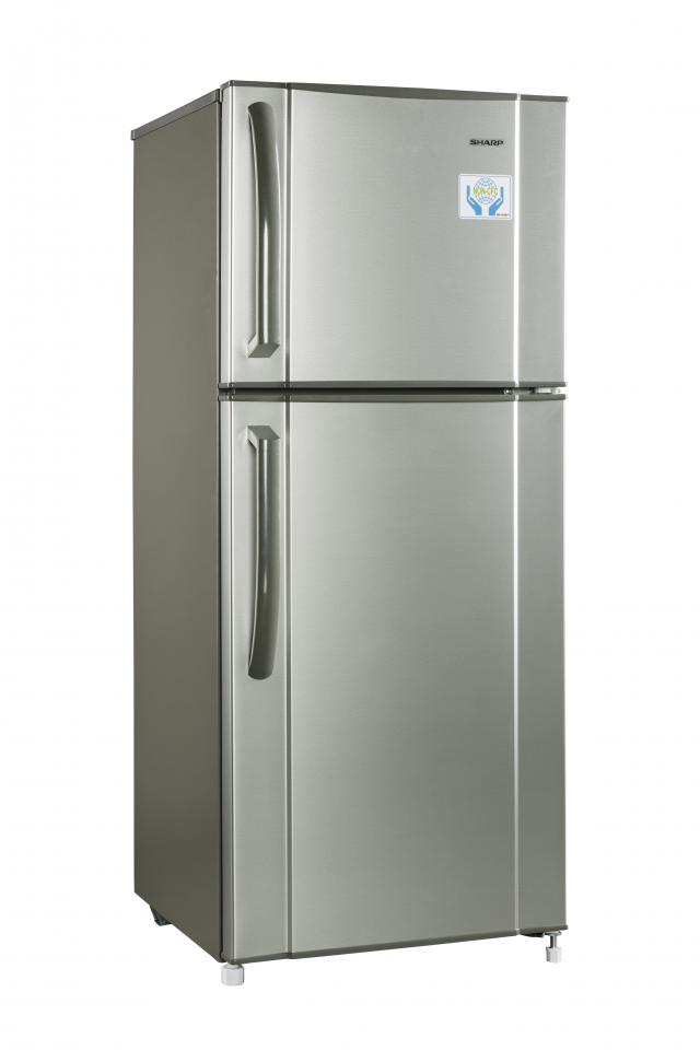 Sharp 6.3 cu. ft. Direct Cool Refrigerator SJ-ML70AS-SL - Emilio S. Lim Appliances